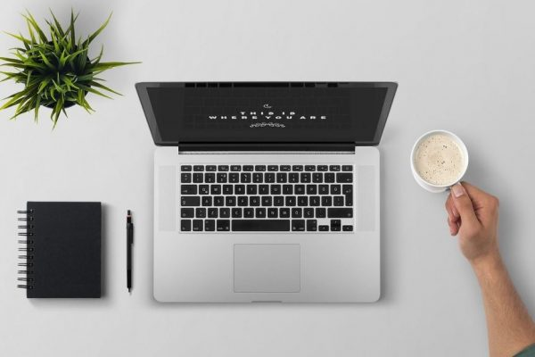 CC0 License_https://www.pexels.com/photo/man-using-laptop-on-table-against-white-background-257897/